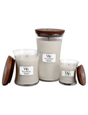 Woodwick Warm Wool