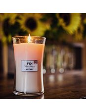 Woodwick White Honey