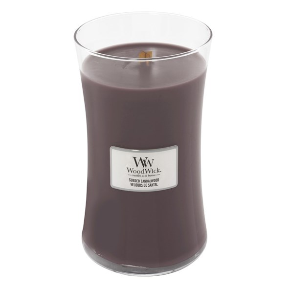 Woodwick Sueded Sandalwood